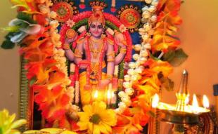 Humble devotee of Lord Guruvayurappan